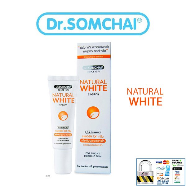 DrSomchai natural white