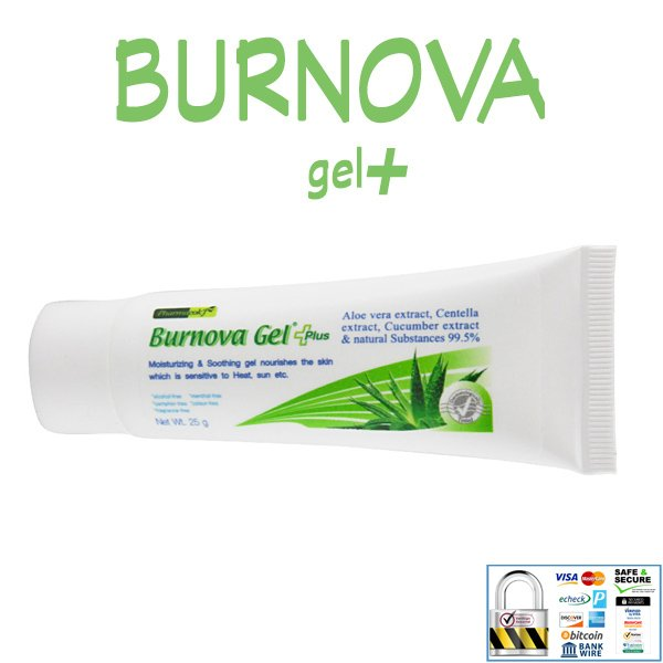 burnova gel+ tube