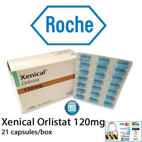 Xenical 120mg (Orlistat) – Retin-A Over The Counter